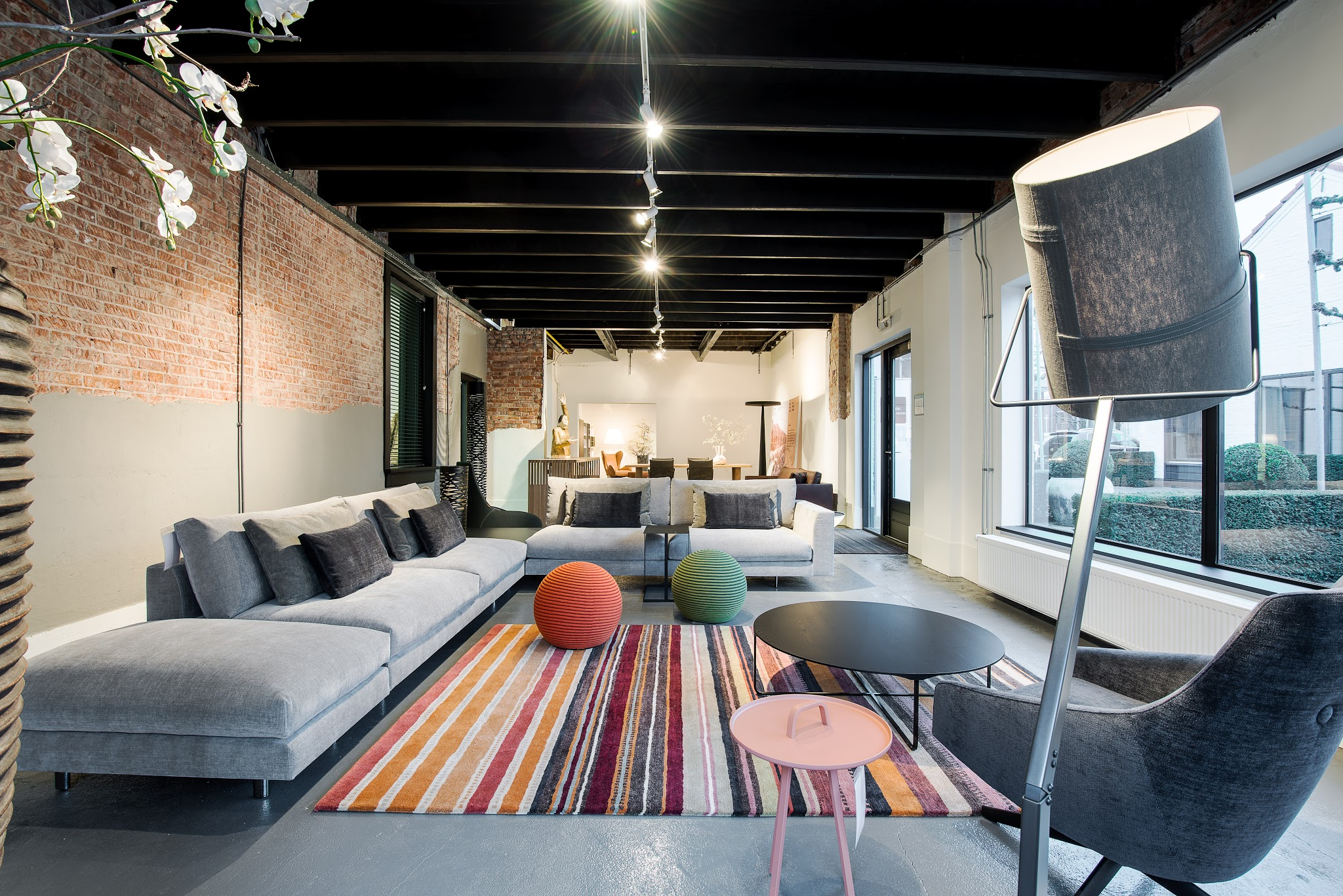 Slijkhuis interieur design het continent for Design interieur