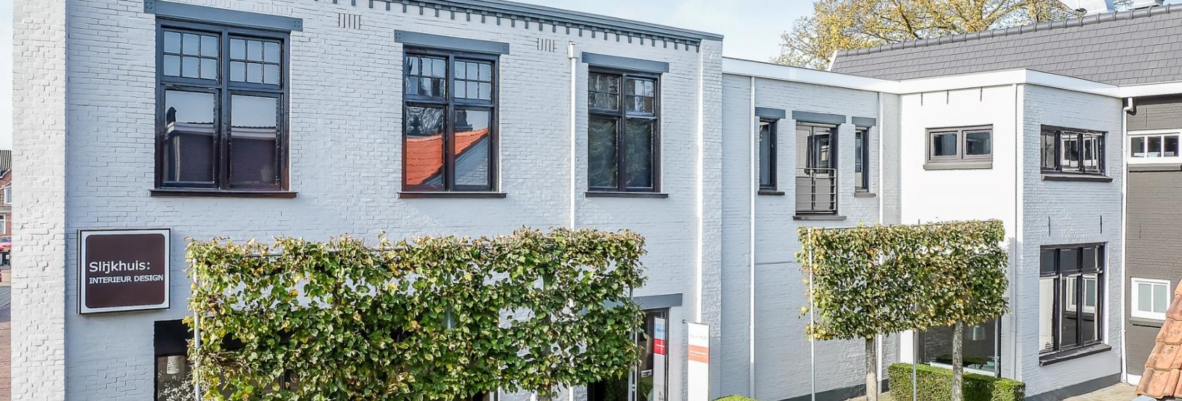De gebouwen van Het Continent Winterswijk | Het Continent